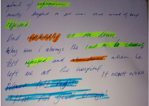 highlight words